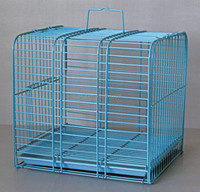 Pen Folding Dog Puppy Pet Crate Training Cage Kennel 602