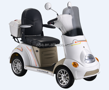 powered electric scooter 4 wheel for adults for handicapped/elderly/mobility people