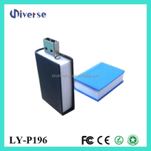 PVC Book Shape Usb 16gb usb flash drives import different models pen drive,bulk pen drive