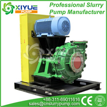 horizontal anti-abrasion slurry pumps for lead zinc