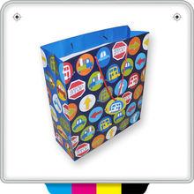 polka dot paper bag in dubai