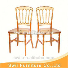 Chinese cheap Stronge frame tiffany chair used exterior doors for sale