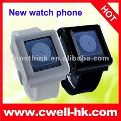 2012 New watch phone for Chrismtas Sale