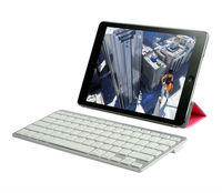 OEM keyboard manufacturer in shenzhen for ipad/iphone/ipod bluetooth tablet key board