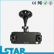 Low cost 360 degree car security camera with night vision, motion detection