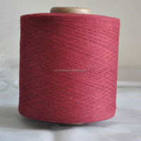 carded open end cotton blend wholesale yarn good evenness yarn used textile machines