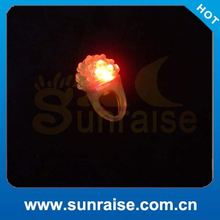 plastic led flying ring frisbee China LED party items Manufacturers & Suppliers