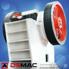 2012 recycle machine with patent crusher parts from OEM Top10 Chinese brand