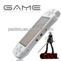 """4.3"""" TFT 4GB storage built-in 2000 games 32 bit game console support game download"""