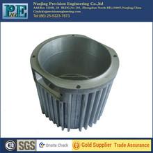 High precision casting ss304 engine hood auto parts