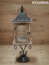 Multifunctional moroccan brass lantern handmade