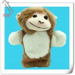 Hot Sale Monkey Of Hand Puppet Plush Toy