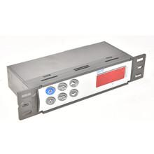 Refrigeración temperatura y humedad indicador