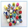 factory production custom promotional pvc soft leather bulk juggling ball