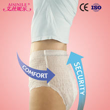 China goods wholesale panty type diapers adults back sheet film
