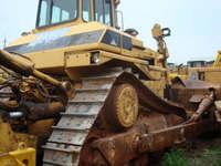 sell used caterpillar D9N bulldozer or dozer