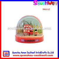 Water Globe Magnet