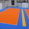 Convenient outdoor street basketball court flooring cost