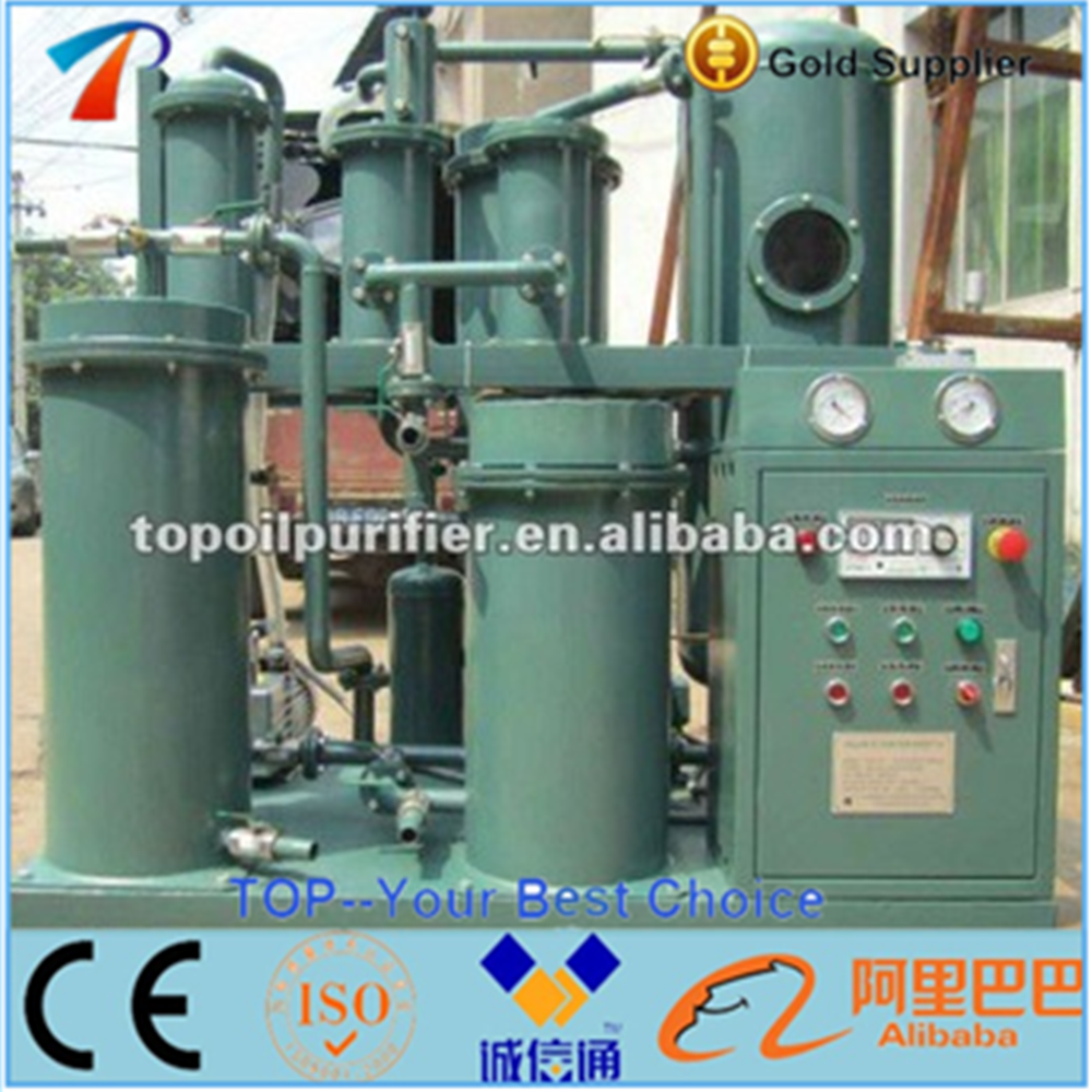 Recover Oil Quality Tya Vacuum Used Engine Oil Recycling Plant Waste Oil Filtration Refining