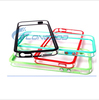 Multicolor Transparent Clear Custom Silicone Phone Case For iPhone 5 5G