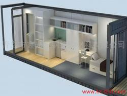 CANAM- Pre built houses prefab kit homes,well designed pre made house