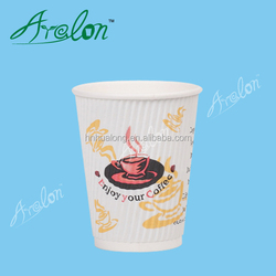 hot drink paper cup disposable individual packing