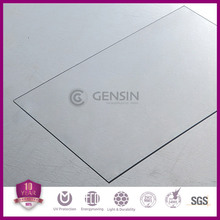 Stock Available!! Gensin Polycarbonate Solid Sheet 1220mm*2440mm / 1mm/1.5mm/2mm/3mm Polycarbonate Sheet