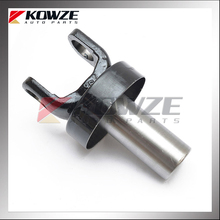Propeller shaft sleeve rear yoke for Mitsubishi Pajero Sport outlander Lancer K74T V23W V24W V36W V44W 6G72 4D56 4M40 MR276839