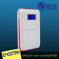 10400mAh LED Torch Function Power Bank Emergency Mobile Battery for Samsung Galaxy S3 Mini