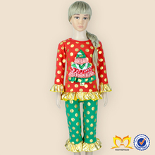 Infant Baby Christmas Clothes Sets Funny Toddler clothing Outfits
