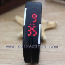 Waterproof led touch screen digital sport bracelet watch