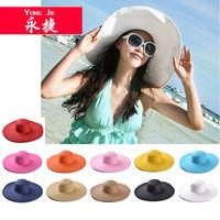 china hot sale elegant ladies fashion straw wholesale straw floppy hats