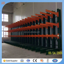 Heavy duty Cantilever Rack,Storage racking system for long objects