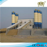 concrete machinery ready mix concrete plant