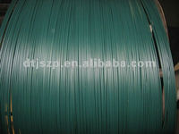 High Zinc Coating galvanized wire for Pvc coated wire