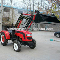 Hot Sale Small Garden Tractor with front loader
