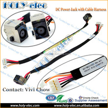 DC Power Jack Port Plug cable wire for HP ProBook 4310S 4510 4510S 4515S 4710 4710S series(PJ108)