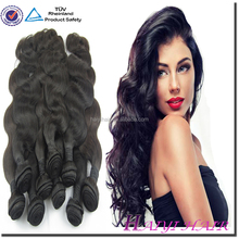 2015 Hot Sale !!! Factory Large Stock 100% Thick Raw Cambodian Hair