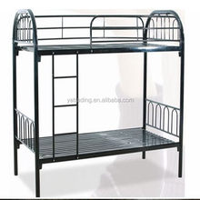 Good quality new arrival colorful metal bunk bed for kids