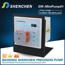 Updated mini dosing pump 12v,hot-sale mini dispensing chemical pump 12v dc