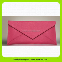 15486 Supplier simple thin wallet women envelope wallet with long style