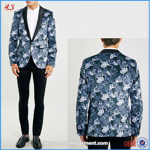 best selling mens blazer clothing manufacturer blue
