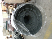 Wholesale 2m width rubber insertion cow sheet flooring/30mm Aging Resistance Groove Rubber Horse Mat,rubber stable mat