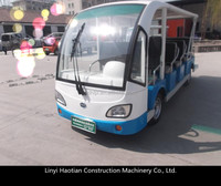 electric shuttle bus with eec approved!! eec electric minibus for sale!!