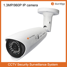 1.3mp POE 960P P2P HD CCTV H.264 bullet waterproof new reached could manage High Focus 2MP 1920*1080Pixels HD IP camera