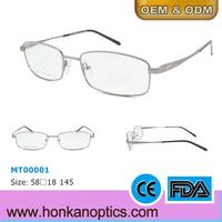 New fashion metal eyewear 2014 eyeglasses frame