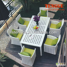 outdoor rattan sale cheap plastic tables and chairs