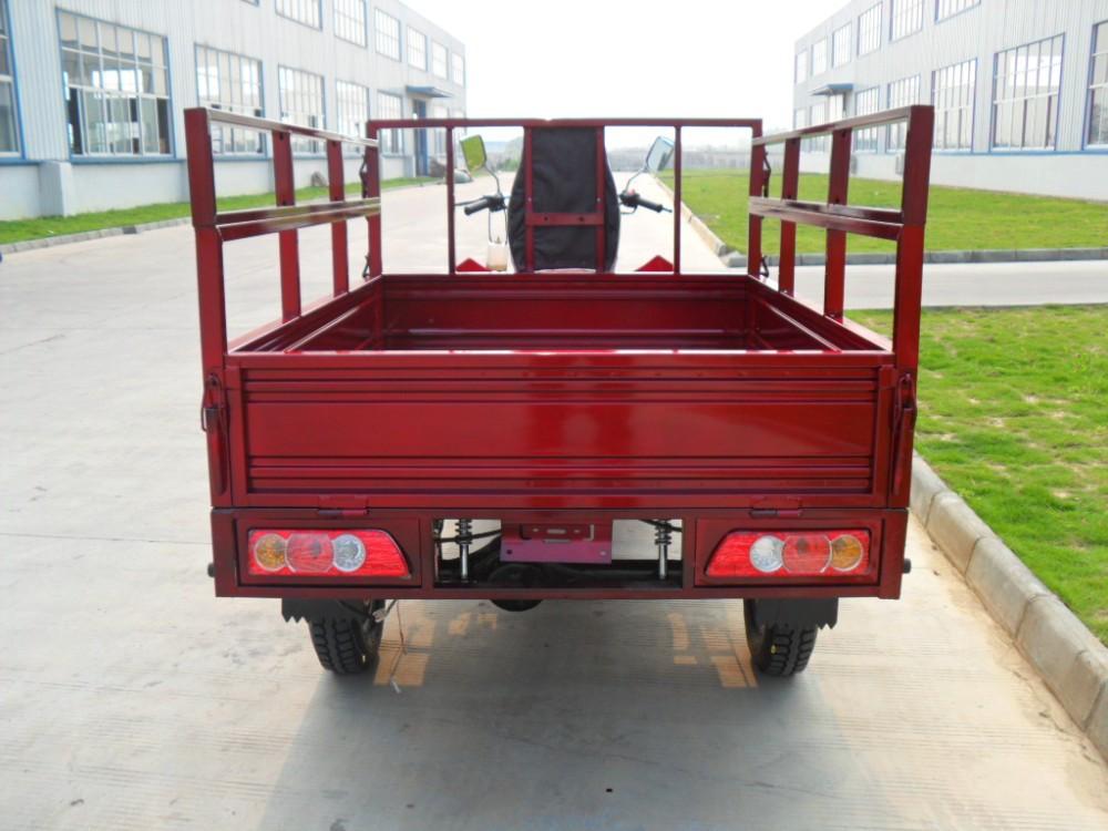 Chinesische besten preis qualität heavy load power 150cc fracht dreirädrige motorrad