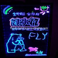 Fluorescent LED Writing Board; led tablet; led screen(CE&ROSH)