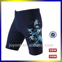 Custom compression men running shorts
